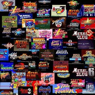Super Colección 30000 Juegos Arcade Consolas Pc / Android