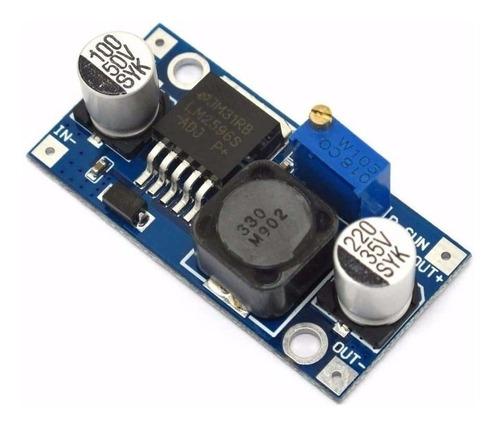 Fuente Step Down Dc-dc Ajustable 1.25v 35v 3a Arduino
