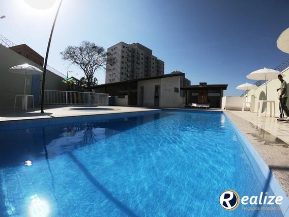 Apartamento De 2 Quartos || Com Área De Lazer Em Guarapari || (parcelamento Direto Com O Proprietário) || Realize Negócios Imobiliários - Ap00409 - 34376710
