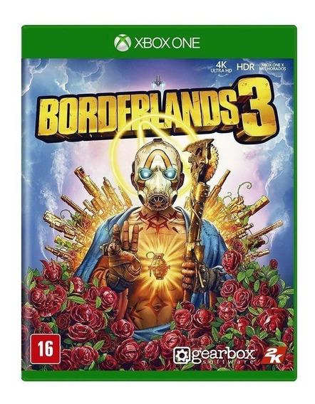 Jogo Borderlands 3 - Xbox One - Mídia Física - Novo