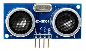 Sensor Ultra Sonico De Distância Hc-sr04 Shield Arduino Hcsr