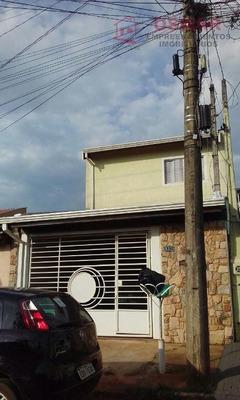 Casa Residencial À Venda, Jardim Macarenko, Sumaré. - Ca0620