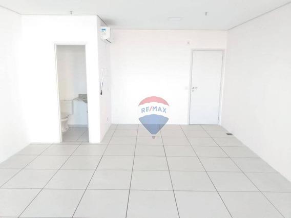 Sala Para Alugar, 35 M² Por R$ 1.750,00/mês - Vila Mogilar - Mogi Das Cruzes/sp - Sa0074