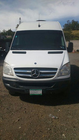 Mercedes Benz Sprinter 3p 415 X-larga L4/cdi Man A/a 19/pas
