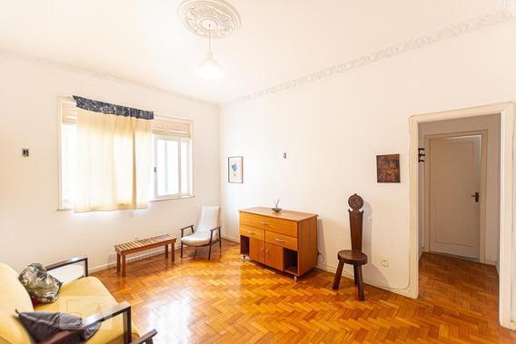 Apartamento Para Aluguel - Icaraí, 1 Quarto, 52 - 893112111