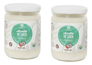 1 Litro - Aceite De Coco 100% Puro Sin Sabor Ni Olor- Manare