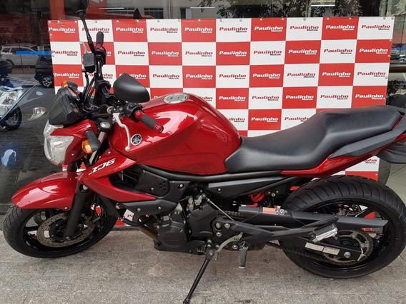 Yamaha / Xj6 N 2012 Vermelha