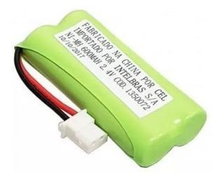Bateria Recarregável Tel. Sem Fio Ts40 - Intelbrás