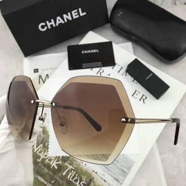 bf3dec48b Óculos Chanel Signature - Hexagonal - R$ 99,00 em Mercado Livre