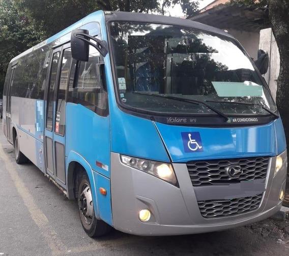 Micro Ônibus Volare W9 2014 - Pronta Entrega