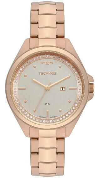Relógio Technos 2015cbw/4k Fashion