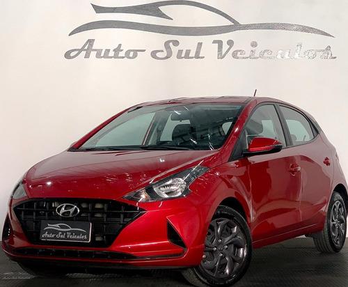 Imagem 1 de 12 de Hyundai Hb20 2020 1.0 Vision Flex 5p