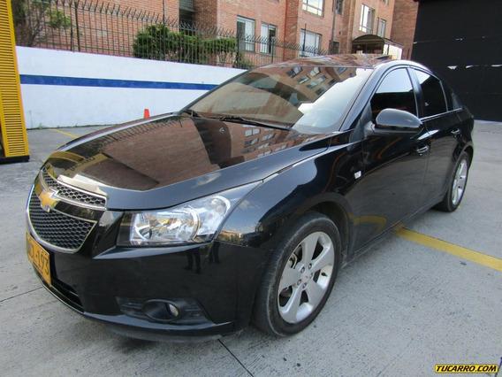 Chevrolet Cruze Platinum Lt At 1800