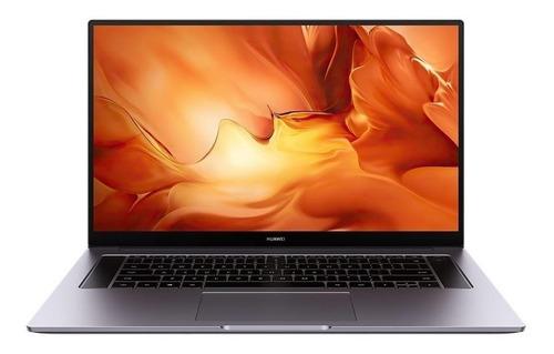 "Ultrabook Huawei MateBook D16 space gray 16.1"", AMD Ryzen 5 4600H  16GB de RAM 512GB SSD, AMD Radeon RX Vega 6 60 Hz 1920x1080px Windows 10 Home"