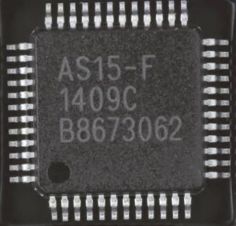 Kit C/ 3 Ci Smd As15-f As15f Original Lacrado Para Placa Lcd