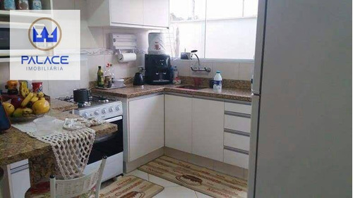 Casa Com 2 Dormitórios À Venda, 96 M² Por R$ 290.000,00 - Jardim Nossa Senhora Aparecida I - Saltinho/sp - Ca0252
