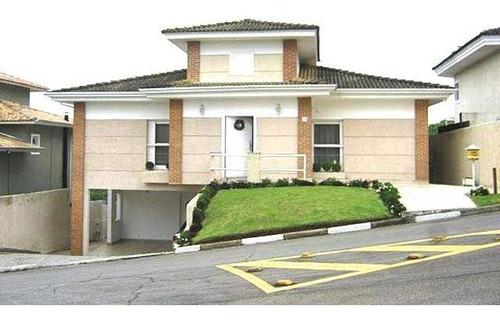Casa Com 4 Dormitórios À Venda, 370 M² Por R$ 2.150.000,00 - Aldeia Da Fazendinha - Carapicuíba/sp - Ca0246