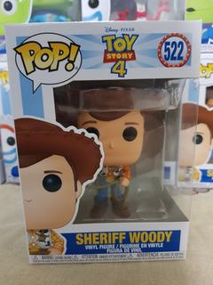 Funko Pop Sheriff Woody Toy Story 4