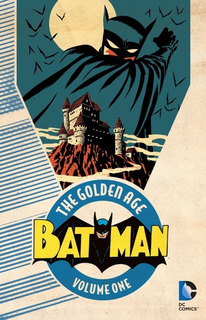 Batman The Golden Age Vol. 1 - Dc Comics - Robot Negro