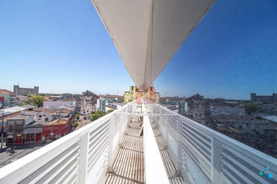 Sala À Venda, 38 M² Por R$ 319.000 - Floresta - Porto Alegre/rs - Sa0170