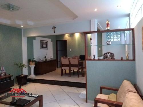 Casa Com 2 Dormitórios À Venda, 160 M² Por R$ 287.000,00 - Parque Novo Horizonte - São José Dos Campos/sp - Ca0458