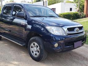 Toyota Hilux 2.7 Nafta, Nueva. Full. Financio A Sola Firma