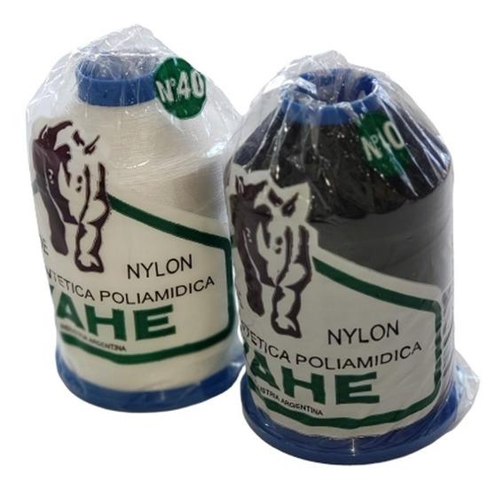 Hilo De Nylon N° 40 O N°60 - Artículos De Tapicería