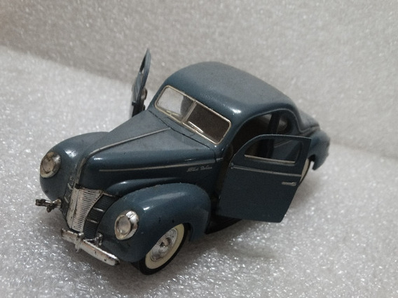 Ford 5 Window Coupe Sunnyside 1:34 Loose *** Ver Obs.