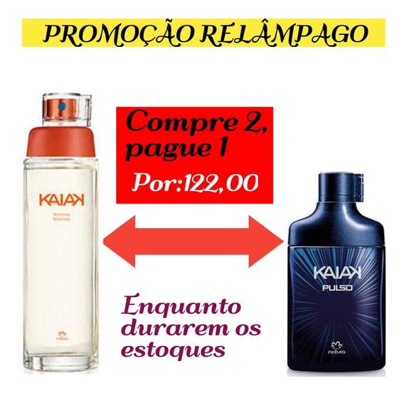 Combo Perfumaria Natura