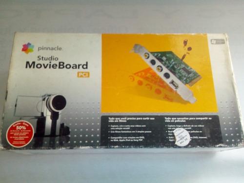 Imagen 1 de 8 de Capturadora De Video Pinnacle Studio 11 Movie Board