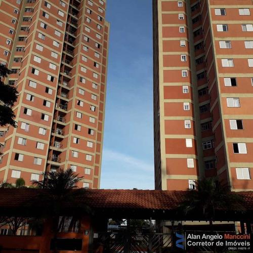 Apartamento Com 3 Dorms, Vila Formosa, São Paulo - R$ 530 Mil, Cod: 483 - V483