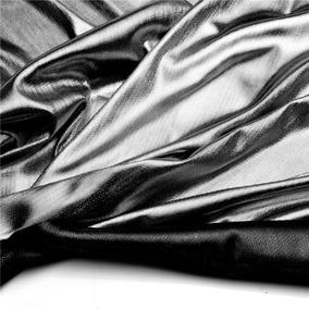 1 Metro Tecido Lamê Para Roupa Luxo Cia Dos Tecidos