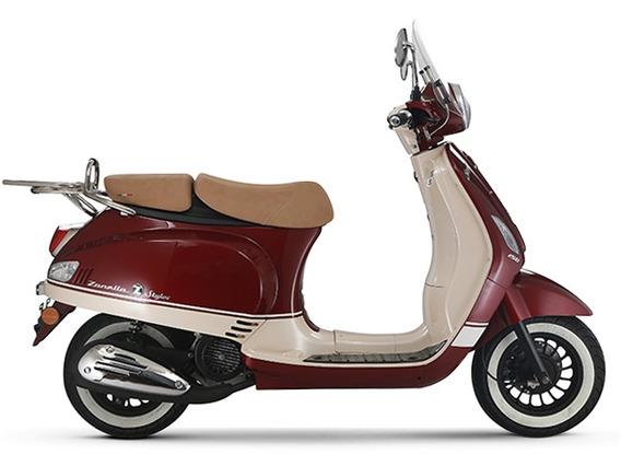 Scooter Zanella Styler Exclusive 150 2019 0km Retro 999 Moto