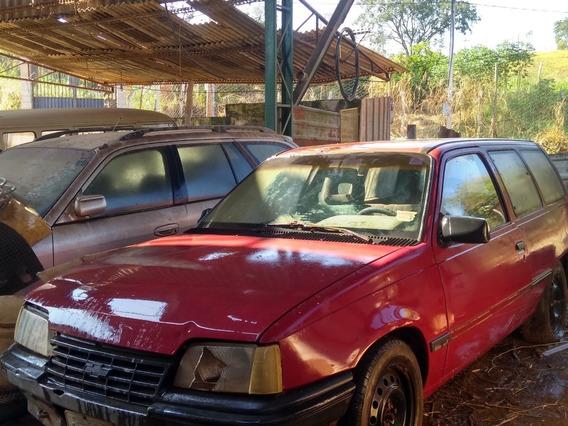 Chevrolet Ipanema 2p 1.8 1992 Mfi
