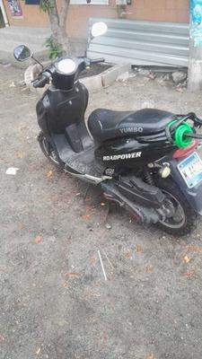 Vendo Moto Vespa Marca Yumbo