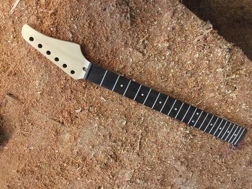 Imagem 1 de 5 de Braço Guitarra Em Pau Marfim Radial Modelo Suhr