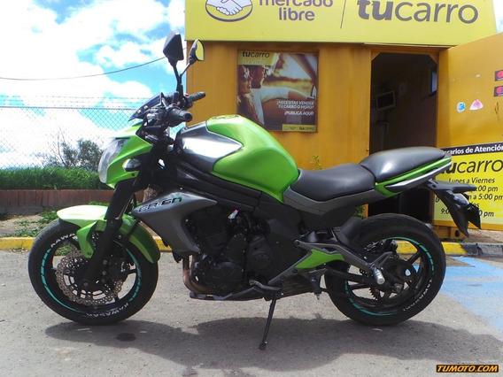 Kawasaki Er 6n Er6n