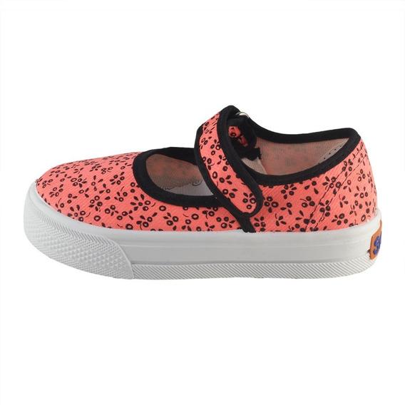 Guillermina Small Shoes Flores Flúo