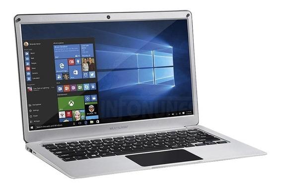 Notebook Multilaser Legacy Air N3350 64gb Windows 10