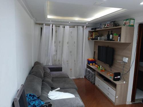 Imagem 1 de 9 de Apartamento Com 02 Dormitórios E 59 M² A Venda No Jardim Celeste (zona Oeste), São Paulo | Sp........... - Ap2690v