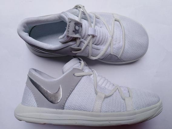 Tenis Nike Kd10 Kevin Durant 16cm $999 Nuevos Orig Sopormike