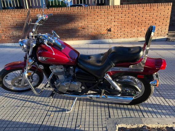 Kawasaki Vulcan 500 Cc