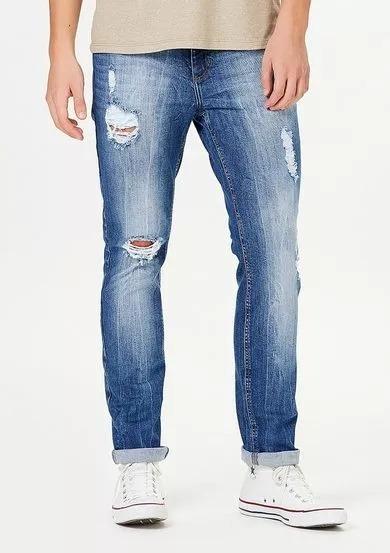 Calça Jeans Masculina Calça Masculina Tng Na Promoção 12x S