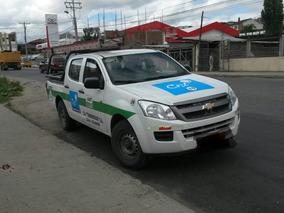Camioneta Chevrolet Con Puesto En Compañia Y Trabajo Seguro