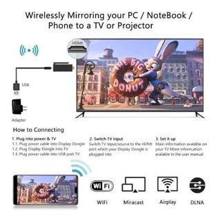 Convierte Tu Tv En Smart Chromecast Anycast M2 Plus Miracast