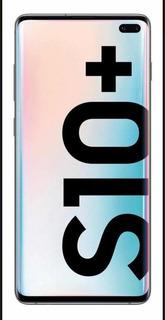 Celular Samsung S10+ Nuevo Color Blanco