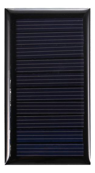 0.3w 5v Panel Solar Policristalino Silicio Celda Solar Diy