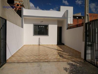 Casa Linda Com 2 Dormitórios- Minha Casa Minha Vida - Parque São Bento - Sorocaba/sp - Ca1777