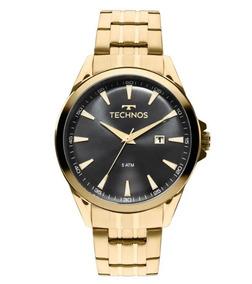 Relógio Technos Executive Masculino 2115lar/4p