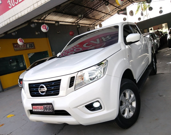 Nissan Frontier 2.3 Se Cab. Dupla 4x4 Aut. 4p 2018 Branco